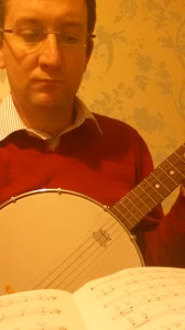 Playing the Banjo